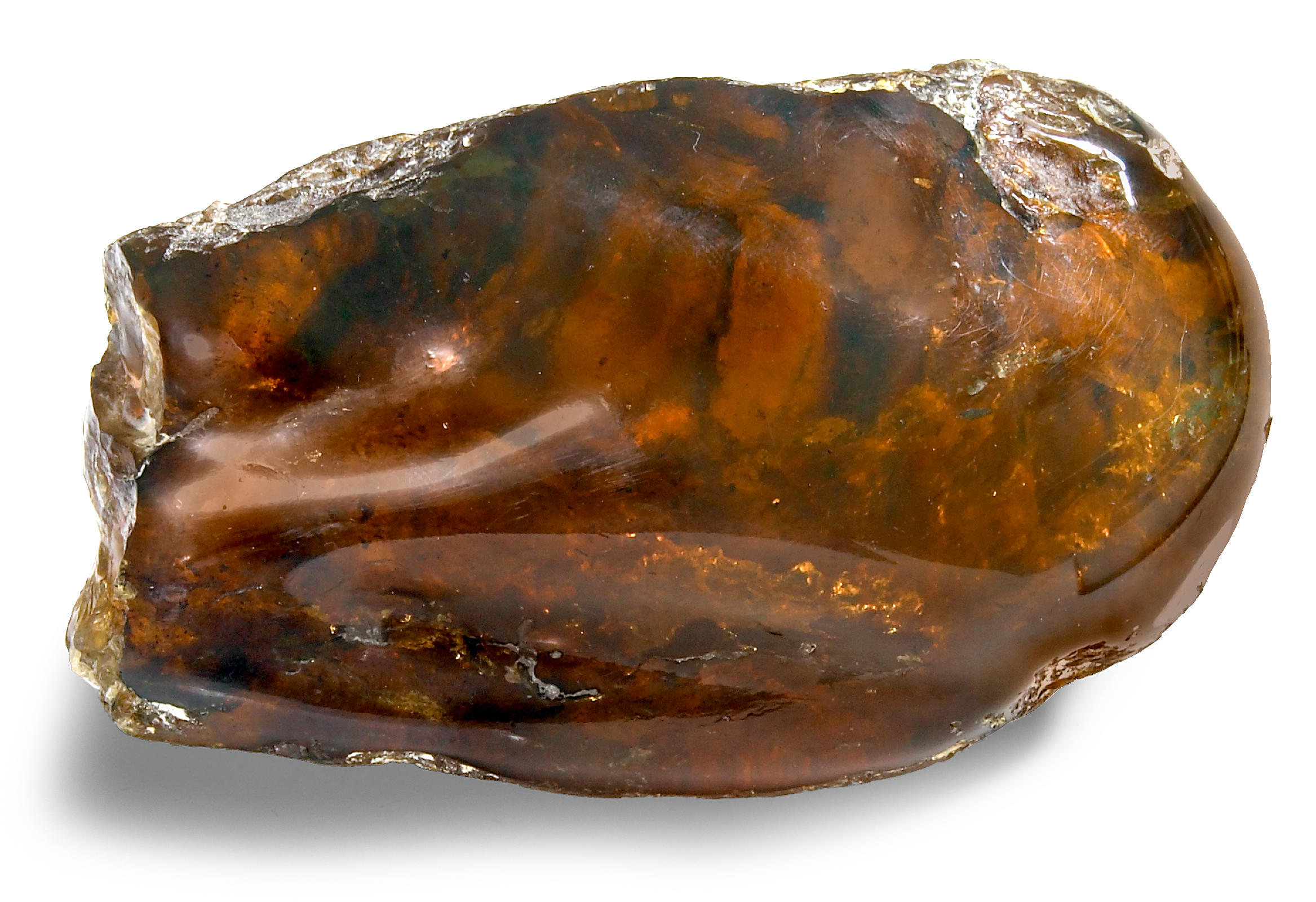 Huge Blue Mexican Amber