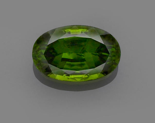 Rare Gem-quality Large Peridot