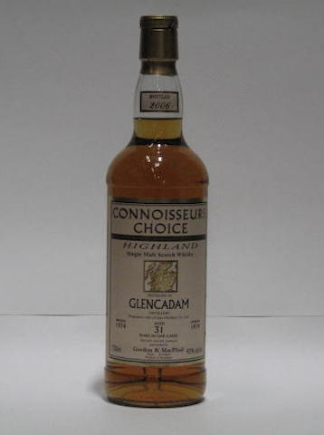 Glencadam-31 year old-1974