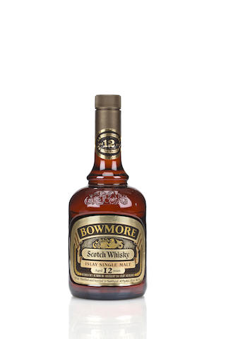 Bowmore-12 year old
