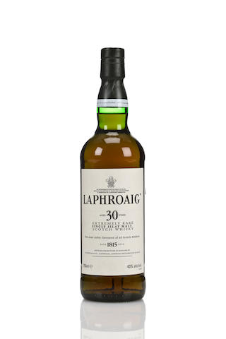 Laphroaig- 30 year old