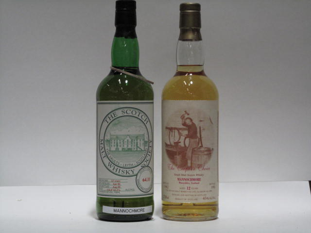 Mannochmore- 12 year old-1982  SMWS 64.11