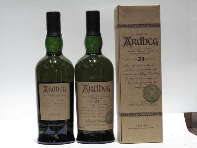Ardbeg-21 year old