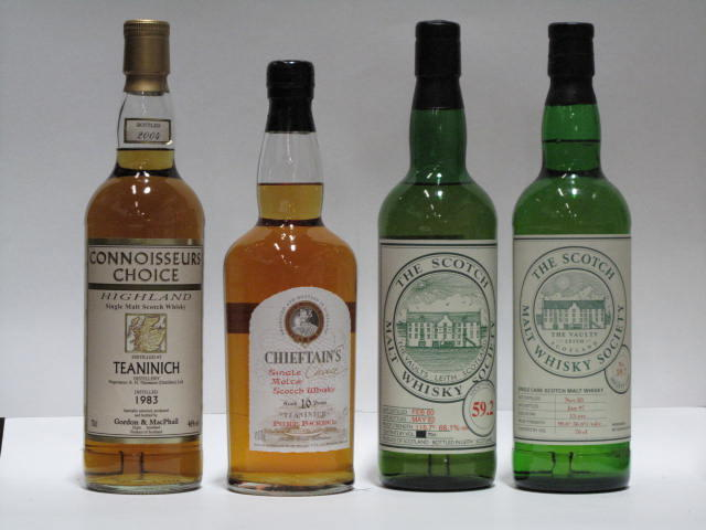 Teaninich-1983Teaninich-16 year oldSMWS 59.2SMWS 59.7