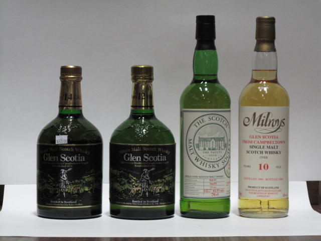 Glen Scotia-10 year old-1990SMWS 93.9 (2)Glen Scotia-12 year oldGlen Scotia-14 year old