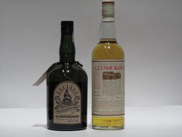 Glenmorangie-10 year old-1983Glenmorangie-1991