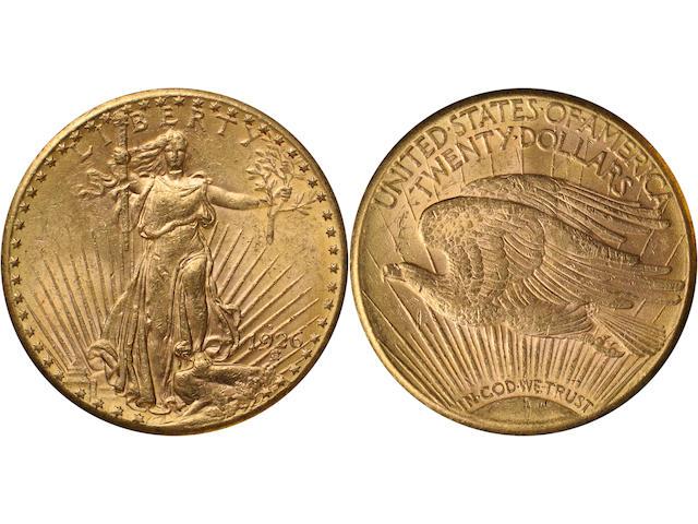 1926-D $20