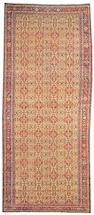 A Fereghan Sarouk Central Persia size approximately 7ft. x 16ft.