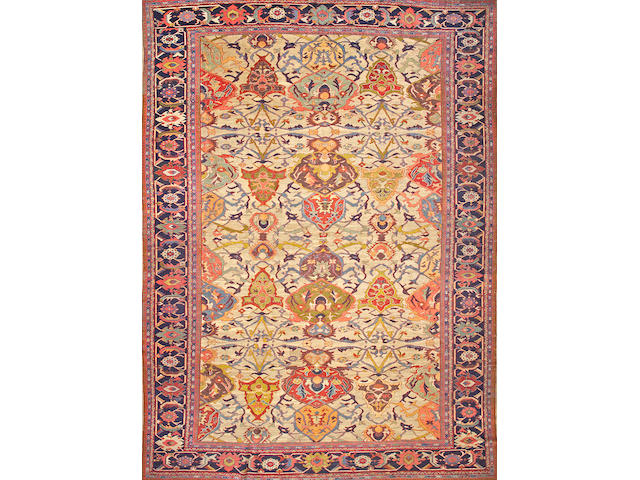 A Sultanabad carpet Central Persia size approximately 10ft. 8in. x 14ft. 8in.