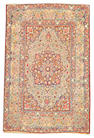 A Lavar Kerman rug South Central Persia size approximately 4ft. 4in. x 6ft. 8in.