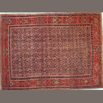 A Bidjar carpet Northwest Persia size approximately 11ft. 10in. x 8ft. 10in.