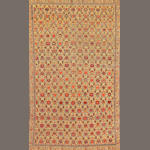 A Fereghan rug Central Persia size approximately 3ft. 10in. x 6ft. 4in.