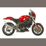 Part Monster, part Superbike,2002 Ducati Monster S4 SPS Frame no. ZDM1RB8S92B008122