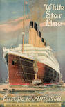 Montague Birrell Black (British, born 1884); White Star Line, Europe to America;