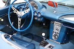 1959 Chevrolet Corvette  Chassis no. J59S103626
