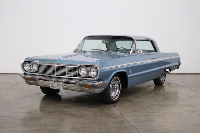 Bonhams 409 425hp Dual Quad 4 Speed Manual 1964 Chevrolet