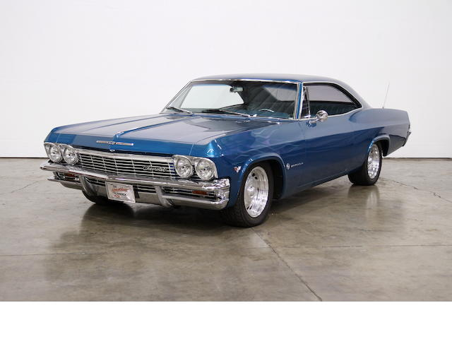 1965 Chevrolet Impala Custom Coupe  Chassis no. 164375L130162
