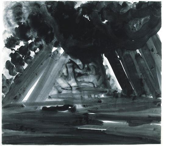 Peter Alexander (American, born 1939) Chula Vista, 1981 36 x 39 1/2in