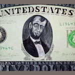 Phillip Hefferton (American, born 1933) Winkin' Lincoln, 1963 80 x 90in