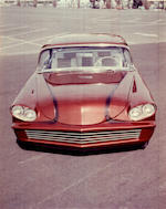 Customized in 1961 by Lore Sharp, shown at the 1961 Oakland Roadster Show, 1962 Car Craft 'Ten Best Custom,1956 Buick 60 Century Hotrod  Chassis no. 6C202930