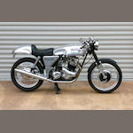 1972 Norton Commando Frame no. 204727 Engine no. 204727