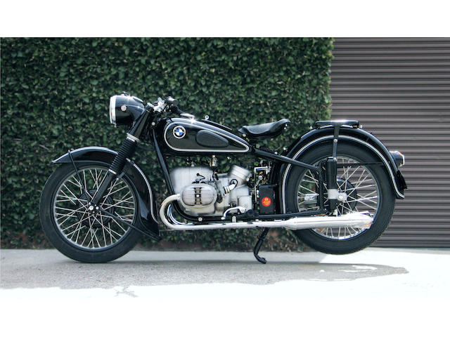 1952 BMW R51/3 Frame no. 524826 Engine no. 524826