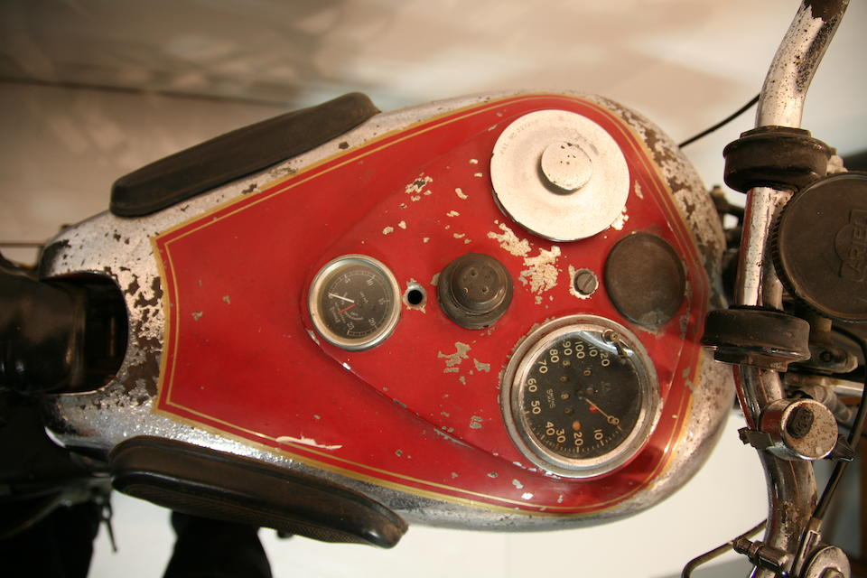 1935 Ariel Red Hunter Frame no. Y8953 Engine no. 1581
