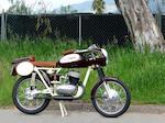 """1957 Moto Islo 175cc """"Carrera"""""""