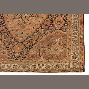 A Bakthiari carpet Southwest Persia, size approximately 6ft. 1in. x 8ft. 11in.