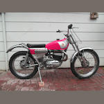 Sammy Miller Replica ,1969 Bultaco Sherpa T Frame no. B-4901082 Engine no. M-4901082