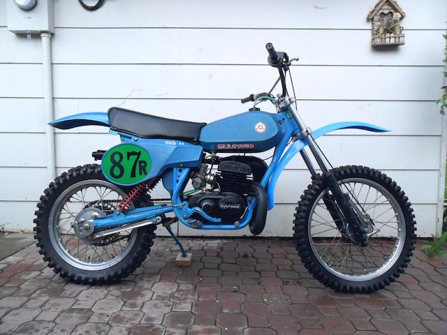 1979 Bultaco Pursang Mk12 Frame no. PB21900226 Engine no. PM21900226
