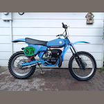 1979 Bultaco Pursang Mk12 Frame no. PB21900226 Engine no. PM21900226