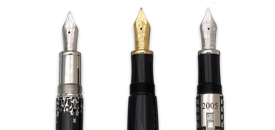 MONTBLANC: W.A. Mozart Limited Edition 250 Fountain Pen