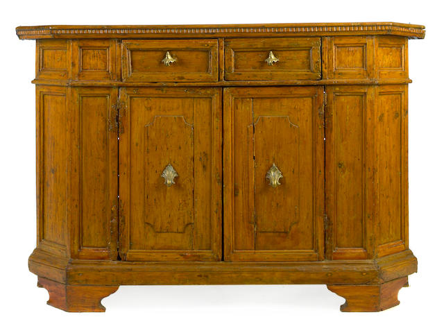 A Continental pine cabinet - TO ARRIVE AT LATER DATE