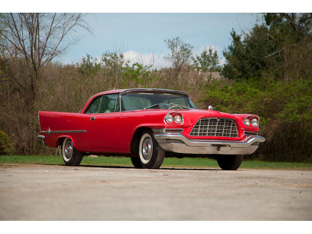 1957 Chrysler 300C Hardtop Coupe  Chassis no. 3N573518