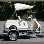 1973 Harley-Davidson Golf Cart  Chassis no. 3B11206H3