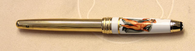 MONTBLANC: Venetian Carnival Annual Edition Fountain Pen