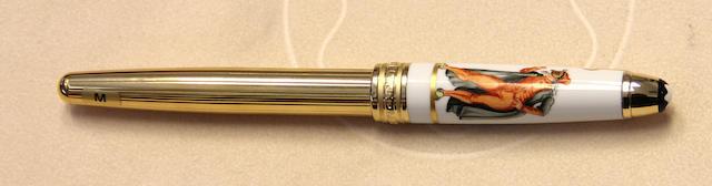 MONTBLANC: Venetian Carnival Annual Edition Fountain Pen