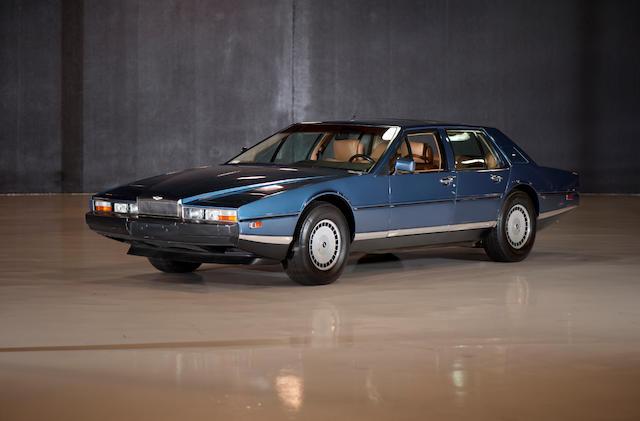 1985 Aston Martin Lagonda  Chassis no. SCFDL01S5F1L13434