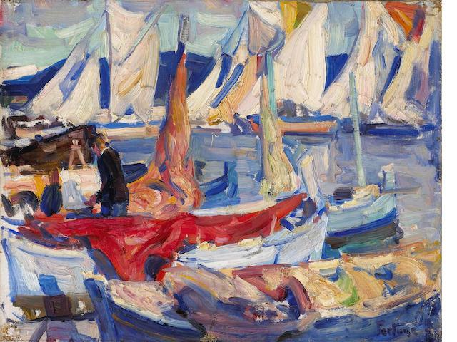 E. Charlton Fortune (1885-1969)