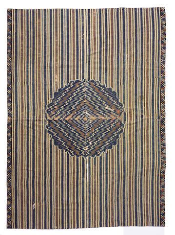 A classic Saltillo blanket