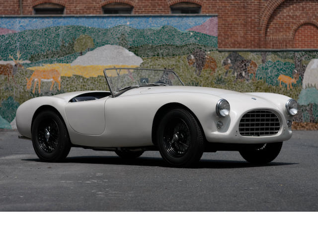 1959 Ace Roadster  Chassis no. AEX 416 Engine no. CL 2347 WT