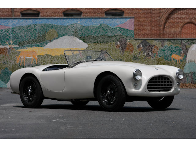 1958 A.C. Ace Roadster  Chassis no. AEX 416 Engine no. CL 2347 WT