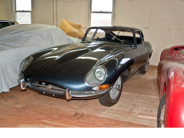 1961 Jaguar E-Type Series I FHC  Chassis no. FHC860029 Engine no. 860029