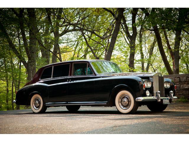1969 Rolls-Royce Phantom VI Limousine  Chassis no. PRX 4550