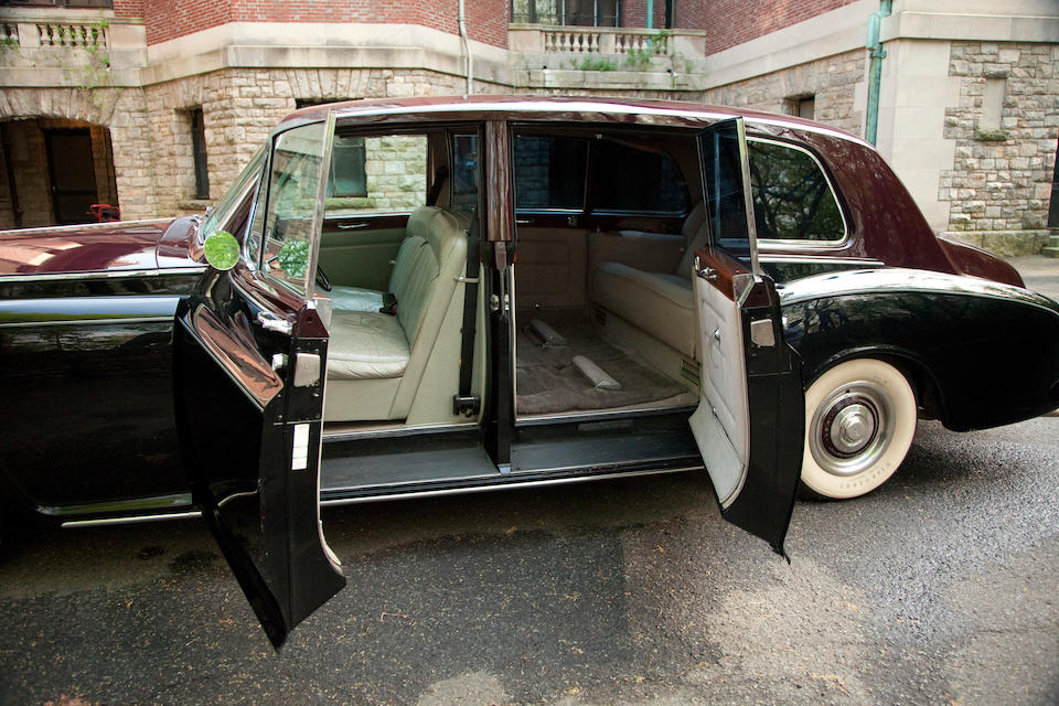 The first Phantom VI sold in Holland,1969 Rolls-Royce Phantom VI Limousine  Chassis no. PRX 4550