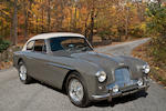 1956 Aston Martin DB2/4 Mk II 2+2 Coupé  Chassis no. AM300/1206