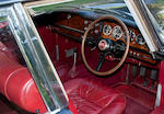 Period factory conversion to manual specification,1963 Lagonda Rapide Sports Sedan