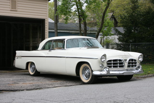 Ex-Paul Stern Collection, believed three owners from new,1956 Chrysler 300B Coupe  Engine no. 3N56 1140