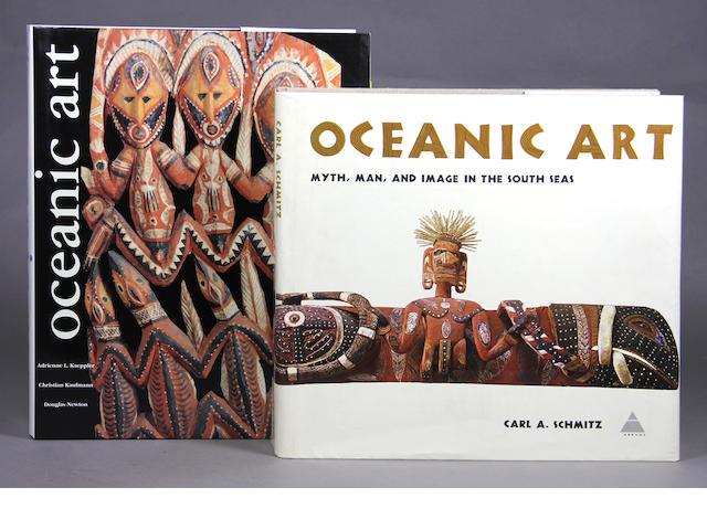 [POLYNESIAN ART & ARTIFACTS.]